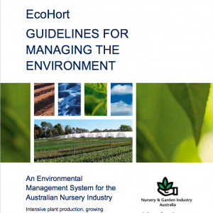 EcoHort Cover